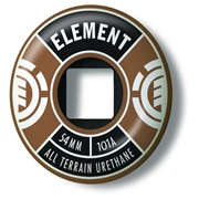 Roda ELEMENT -  54 mm - Cobre