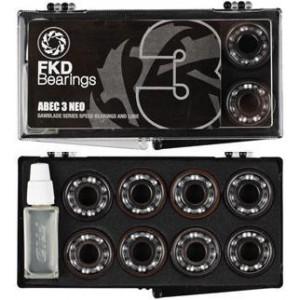 Rolamento FKD - Abec 3 - Neo