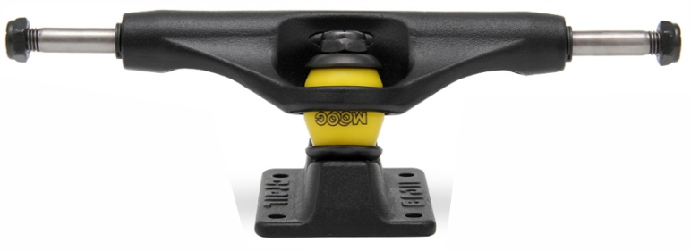 Truck Crail All Color - TRAD - 136mm - Preto Fosco - Beats