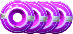 Roda Parts 49mm - Roxo