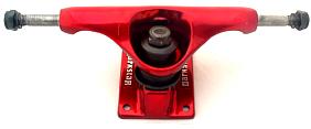 Truck DARKSTAR - MAGNESIUM - Vermelho - 127 mm