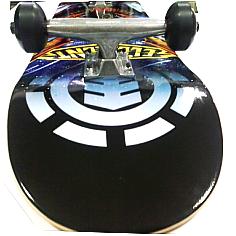Skate Element Montado Completo Forces Eagle 8
