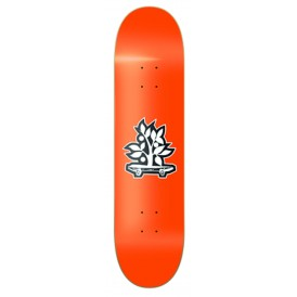 Shape de skate Wood Ligth Colors Laranja