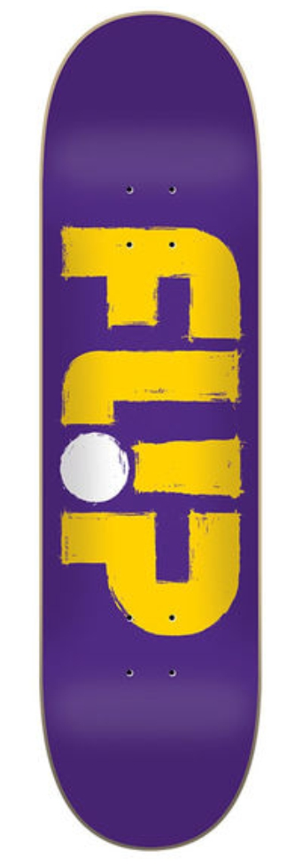 Shape Flip Odyssey Stroked Purple