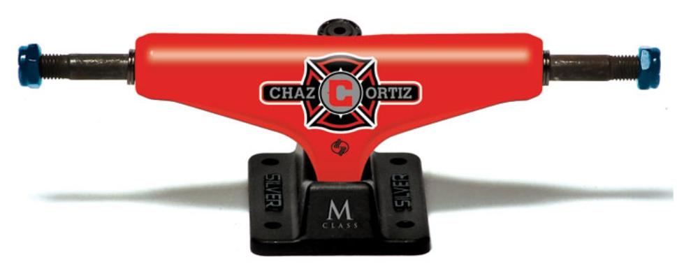 Truck SILVER Chaz Ortiz 8.0 Pro Model