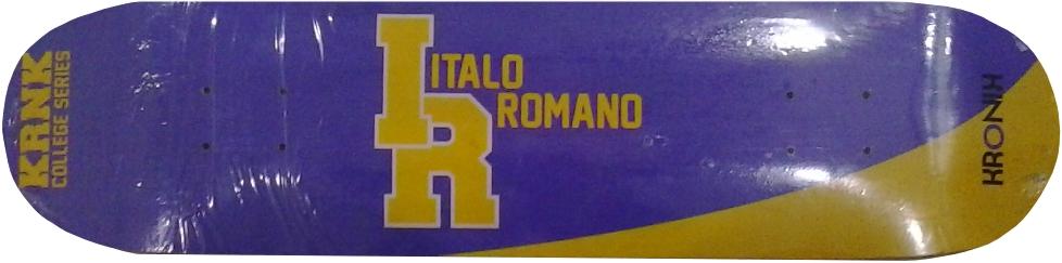 Shape Kronik - Italo Romano - Série College
