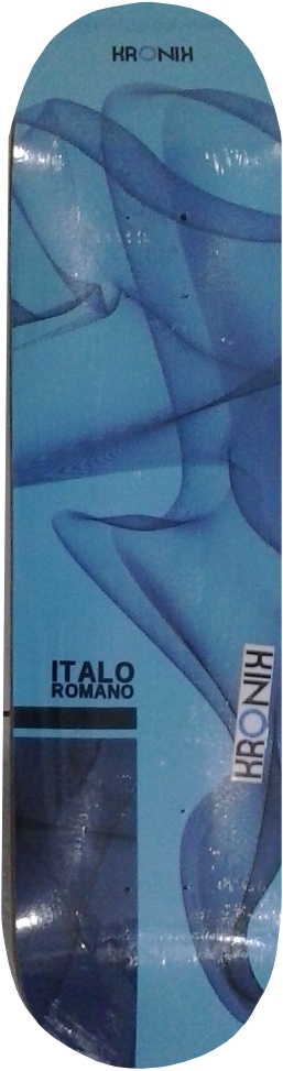 Shape Kronik - Italo Romano - Série RGB