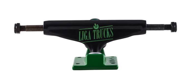 Truck Liga Logo Fonte 140 mm