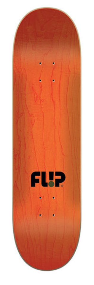 Shape Flip Odyssey Tube Orange