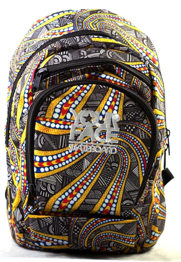 Mochila Skate Bag Your Face STR