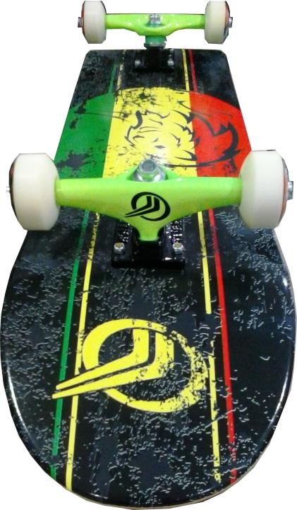 Skate Montado Completo Profissional ABEC 11