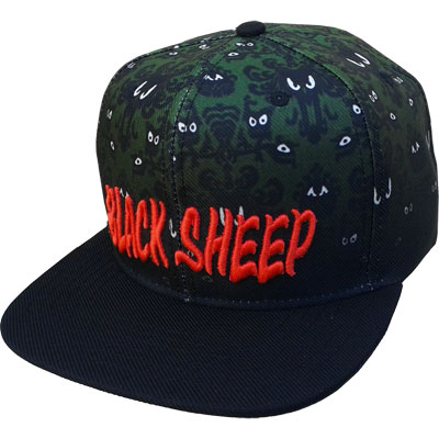 Boné Black Sheep Snapback monster