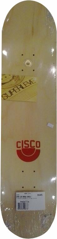 Shape Cisco Super Leve Brasão Vermelho 8.45