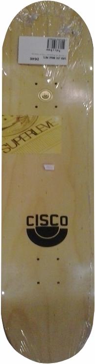 Shape Cisco Super Leve Brasão Preto 8.1