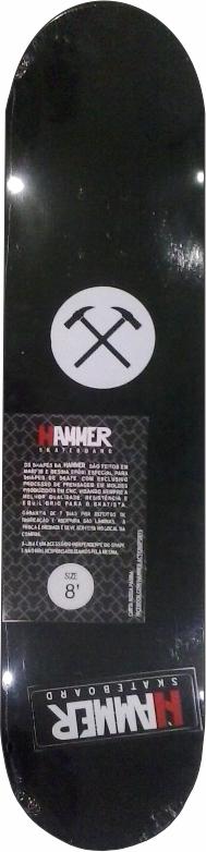 "Shape Hammer Cards Aguia 8.0"""