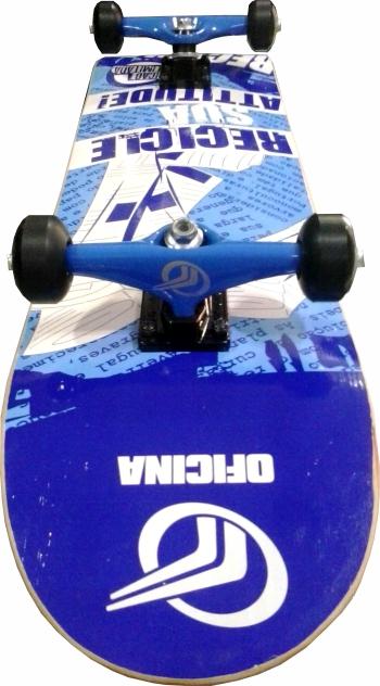 Skate Montado Completo Profissional Abec 11 Moska/Parts