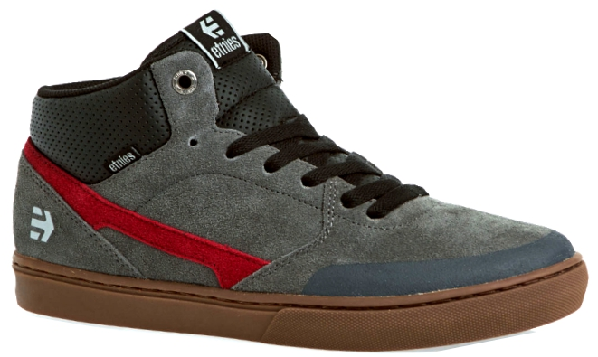 Tênis ETNIES Rap CM Grey/Black/Red