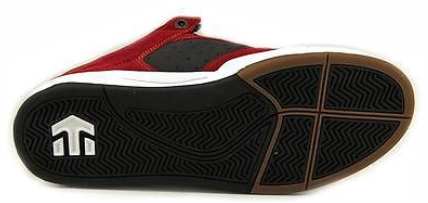 Tênis ETNIES Drifter Red/Black Vermelho/Preto
