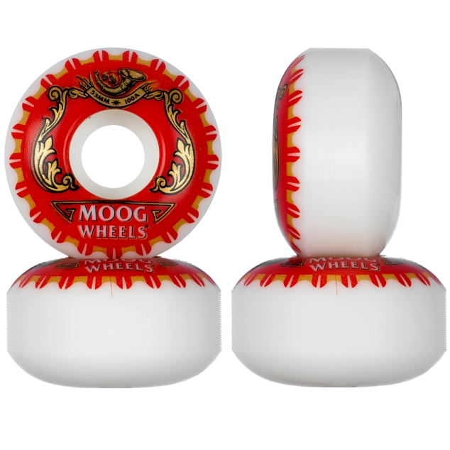 Roda Moog Beer 53 mm
