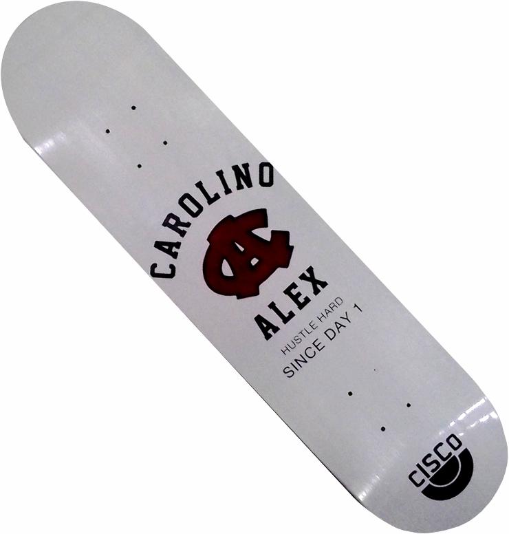 Shape Cisco Alex Carolino AC Branco