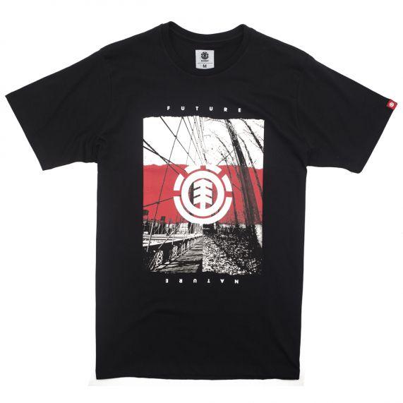 Camiseta Element Dual Preta