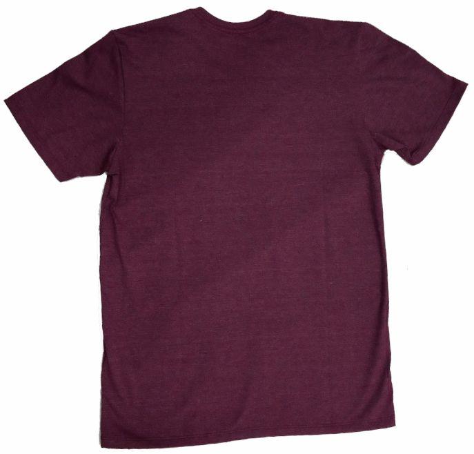 Camiseta Element Etch Vinho Mesclado