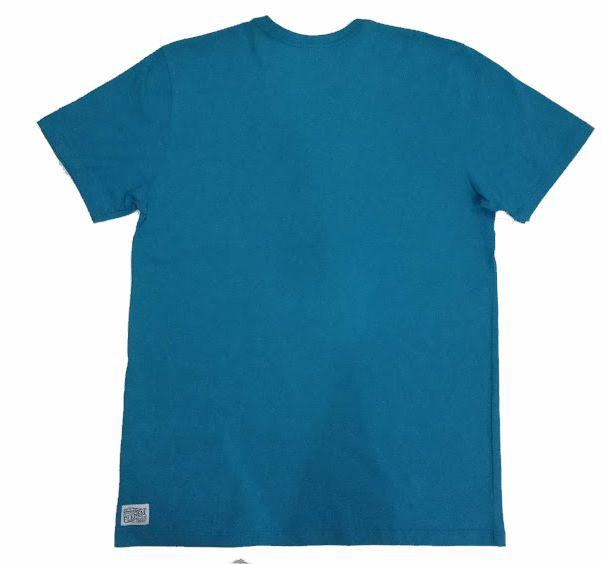 Camiseta Element Timberi Petroleo Mescla