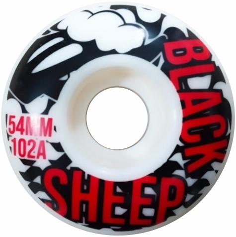 Roda Black Sheep 54 mm - Importada