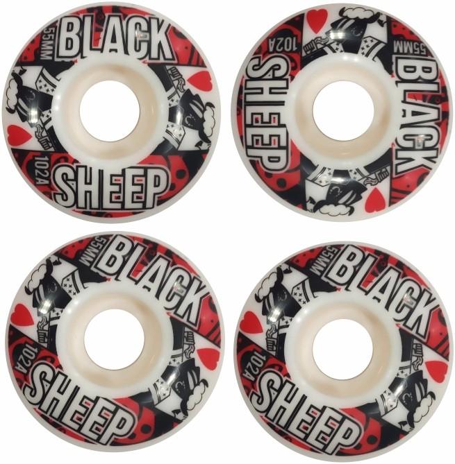 Roda Black Sheep 55 mm - 102 A