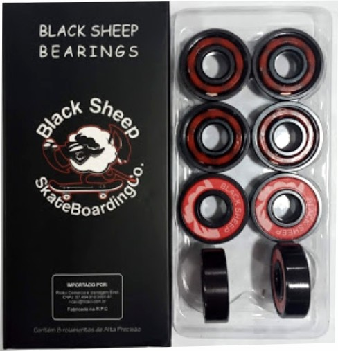 Rolamento Black Sheep Black