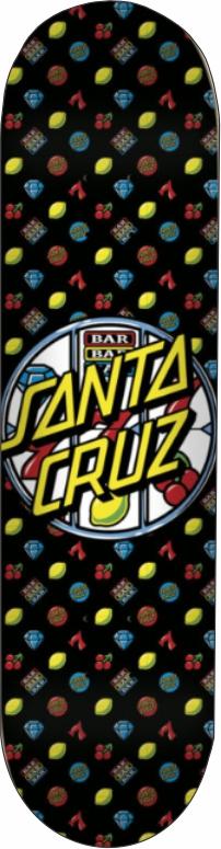 Shape Santa Cruz Powerlyte Jackpot Dot Prt