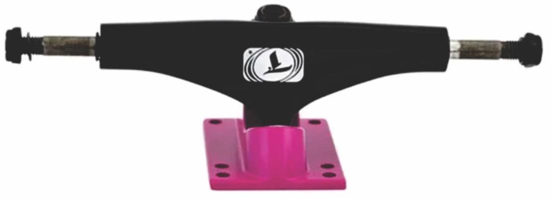 Skate Black Sheep Montado Completo Profissional Traxart Next FCR Preto Vermelho
