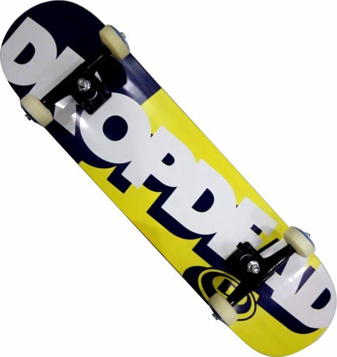 Skate Drop Dead Montado Completo Profissional Classic/Next/Stick/Abec 13