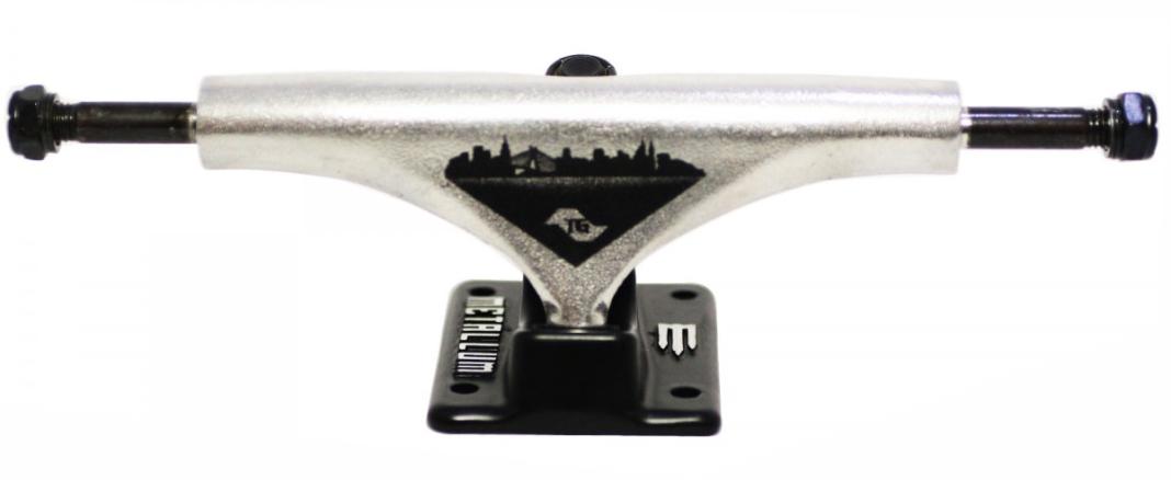 Skate Element Montado Completo Pro Charlie Metallum Next BS