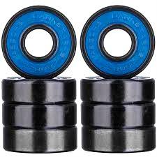 Skate Element Montado Completo Quadrant Crail Darkstar Next Preto/Vermelho