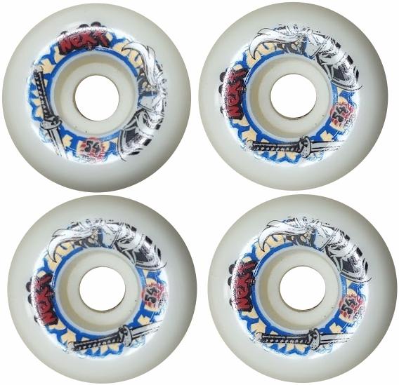 Skate Element Montado Completo Section Sitck FCR Next Vermelho/Preto
