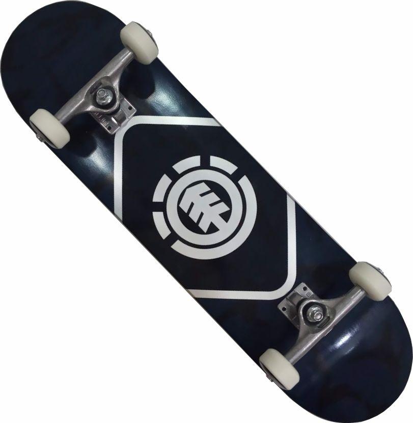 Skate Element Montado Completo Travel Reds Bones Metalum Next camuflado