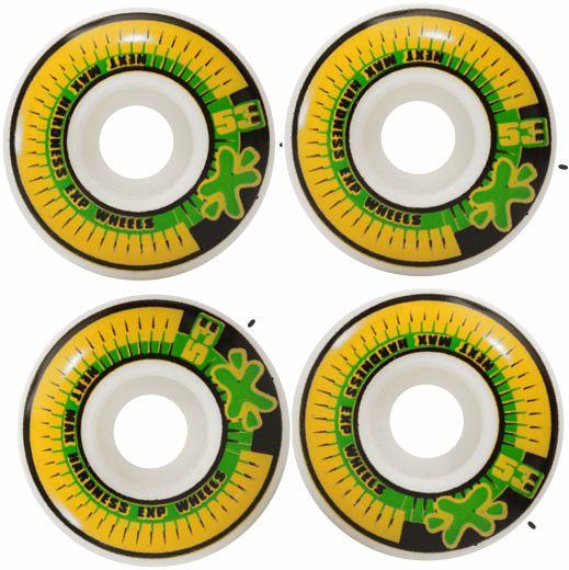 Skate Element Montado Completo Xaparral Intruder Next Kolami