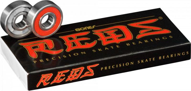Skate Element Montado Completo Xaparral Reds Bones/Crail/Moska