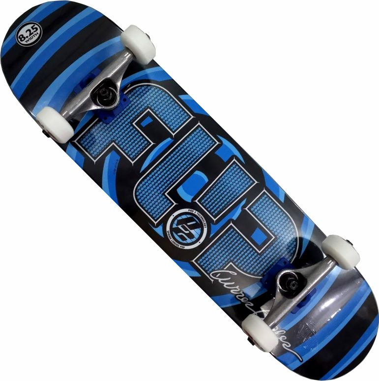 Skate Flip Montado Completo Profissional CaplesCrail/Moska/Redsbones
