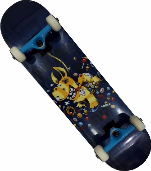 Skate Flip Montado Completo Profissional Lopez Pinata Moska Traxart Rolink