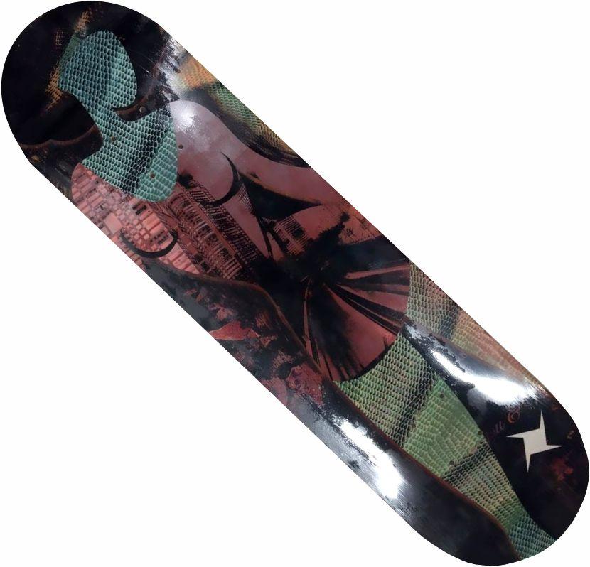 Skate Hidout Montado Completo Profissional Mina Next Stick FCR