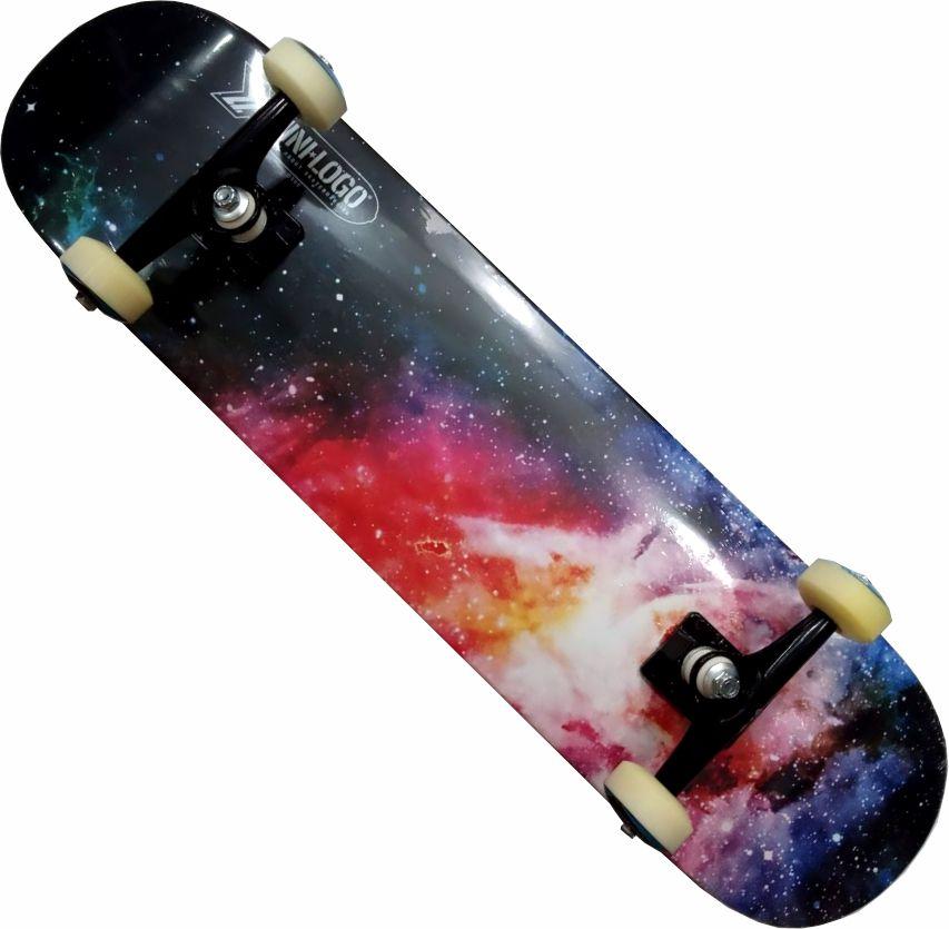 Skate Minilogo Montado Completo Cosmos/Parts/Abec 13