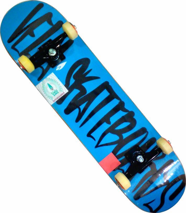 Skate Montado Completo Profissional Vela/Parts/ABEC 13