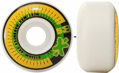 Skate Santa Cruz Montado Completo Gremlin Stick Next FCR - Amarelo