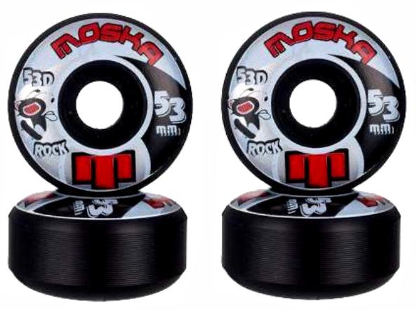 Skate Santa Cruz Montado Completo Pro A Hand Moska FCR Black