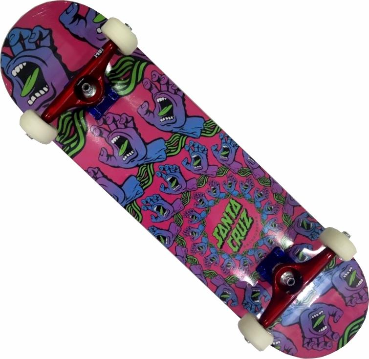 Skate Santa Cruz Montado Completo Profissional 8.25 Other Next Cityline BS