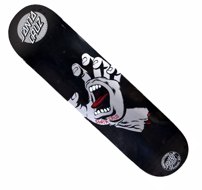 Skate Santa Cruz Montado Completo Profissional Hand/Parts/Abec 13