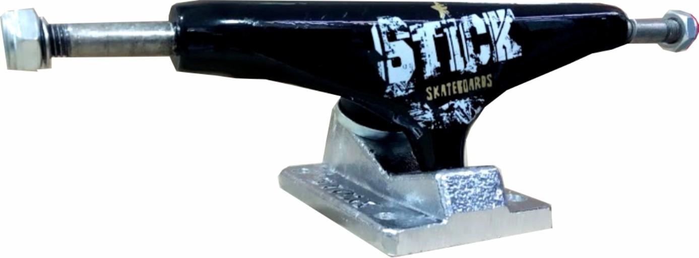 Skate Santa Cruz Montado Completo Profissional Sk8 Crim Next Stick Abec 11 Preto
