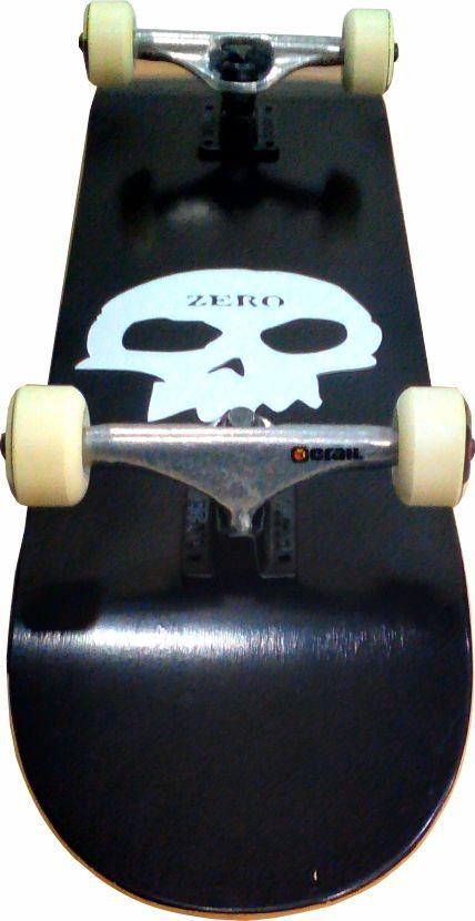 Skate Zero Montado Completo Hinnon/Crail/Bullet